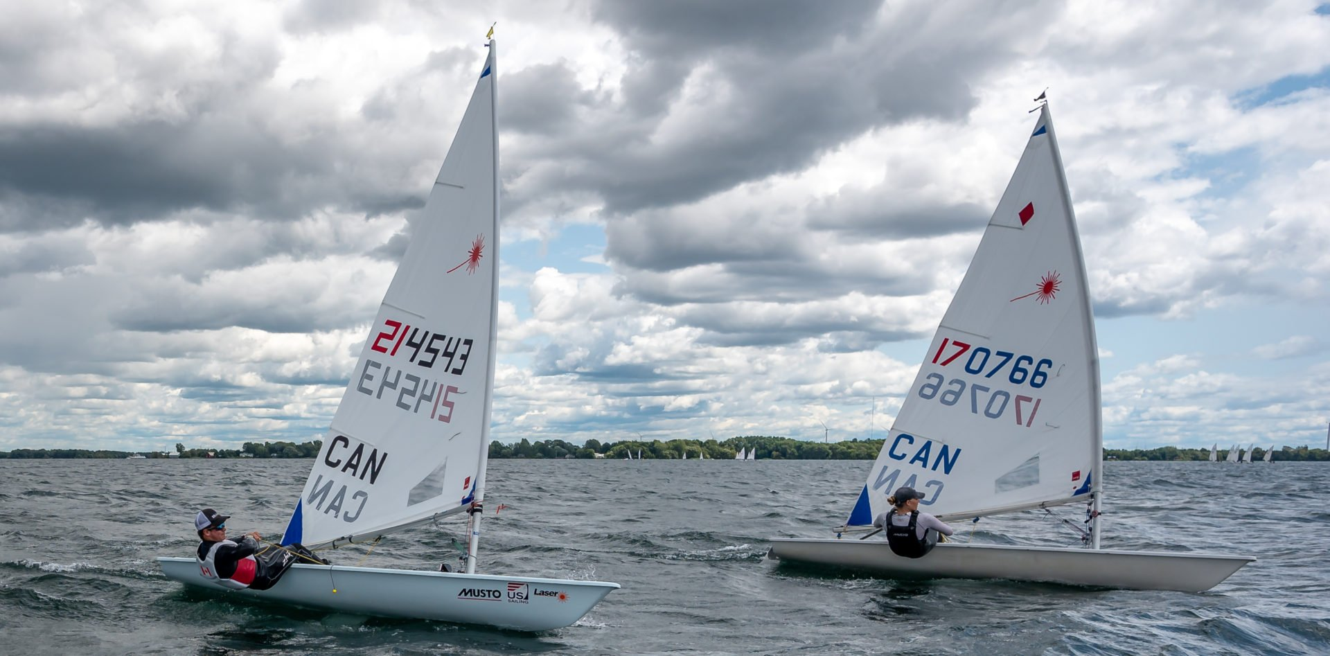 Canadian Sailing Youth Squad
