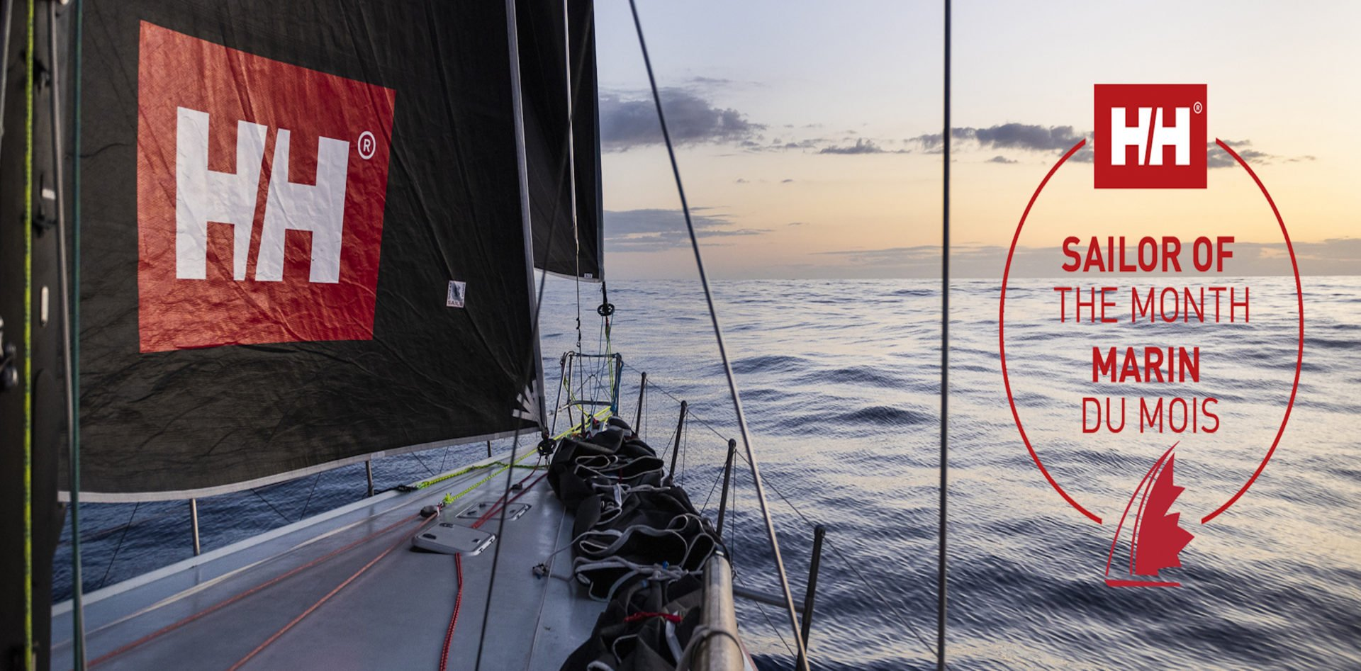 Helly Hansen Sailor of the Month