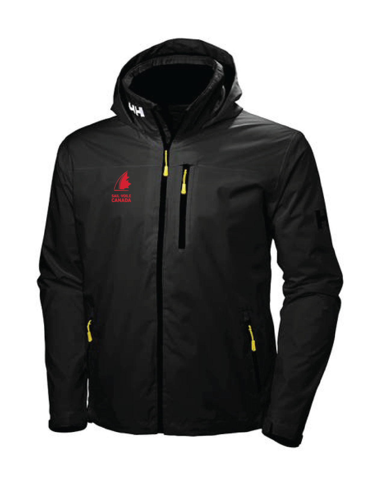 Sail Canada Hooded Crew Jacket by Helly Hansen - Mens