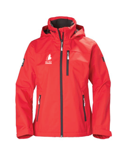 Sail Canada Hooded Crew Jacket by Helly Hansen – Women's