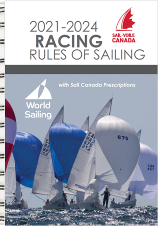 The Racing Rules of Sailing 2021-2024