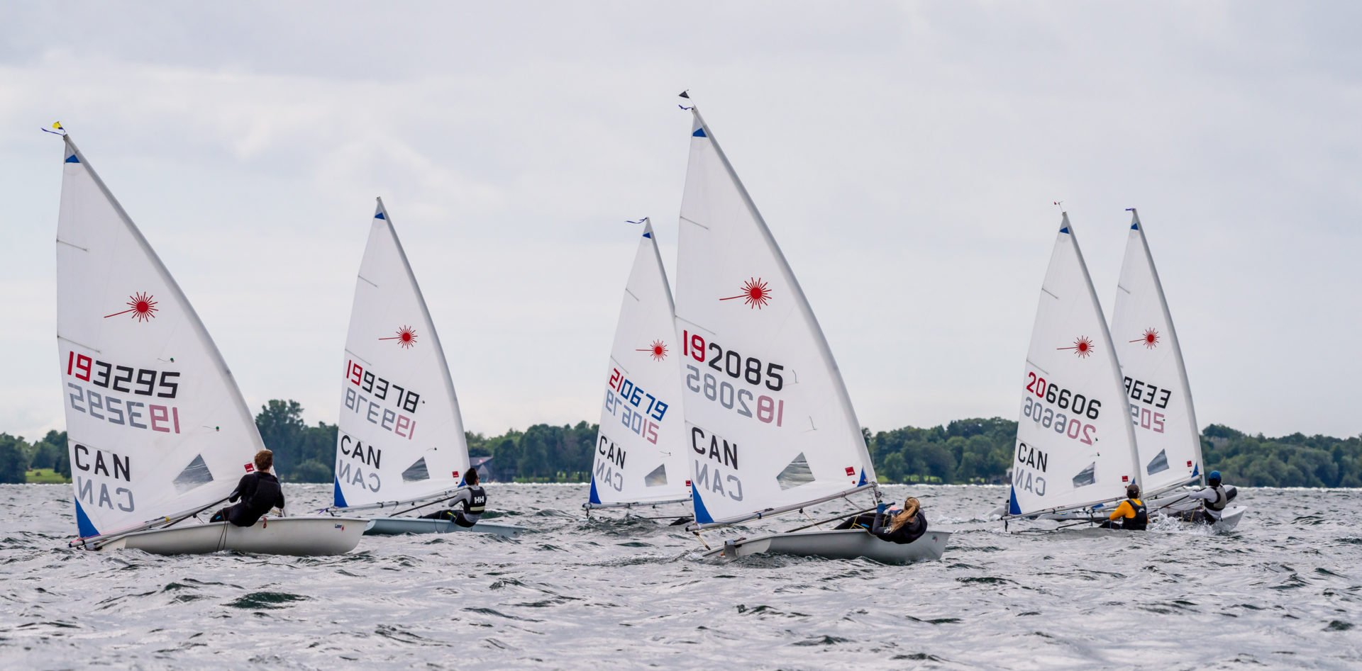 2022 CANADIAN SAILING YOUTH SQUAD