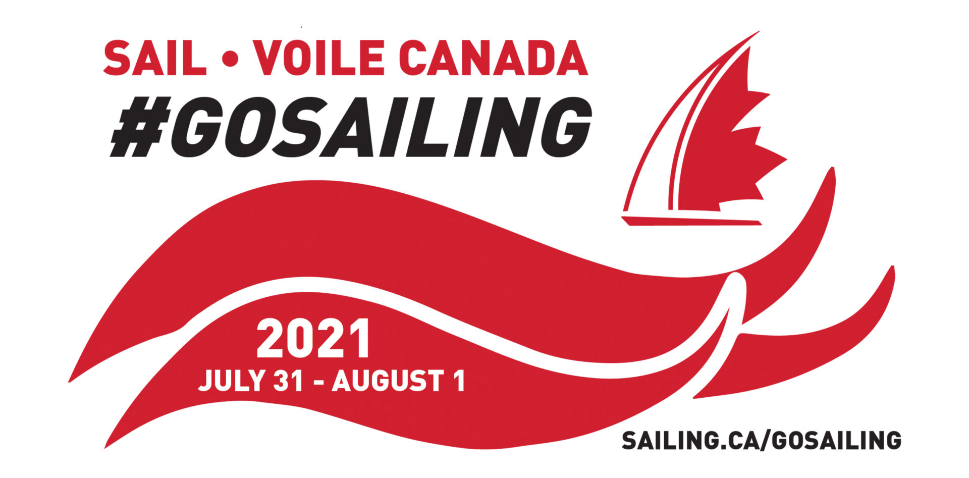 This weekend, #GoSailing across Canada