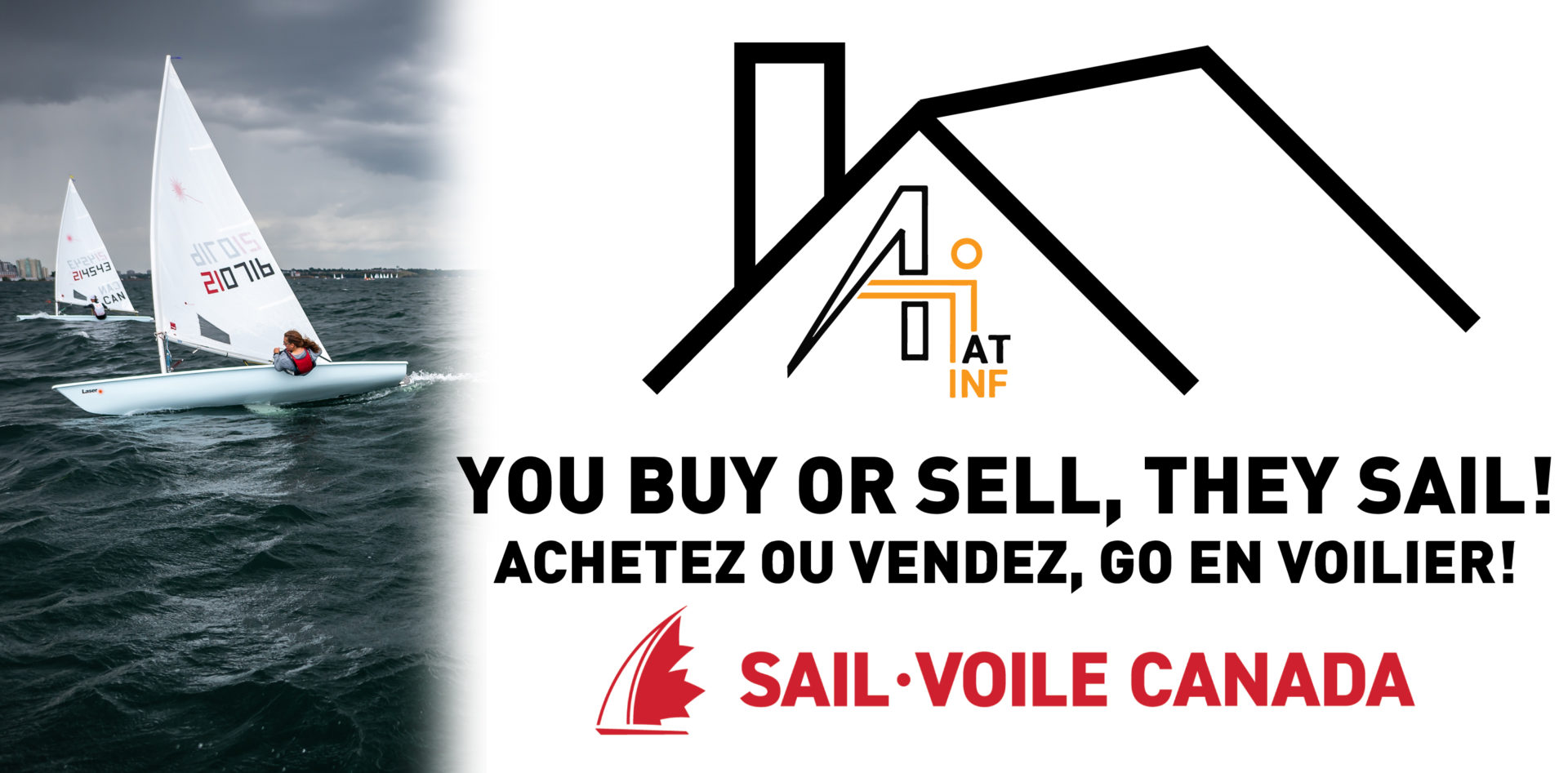"""""""You BUY or SELL, They SAIL"""""""